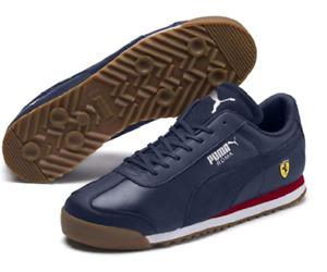 PUMA 30608308 SF ROMA Mn`s (M) Peacoat/Peacoat Leather Athletic Shoes