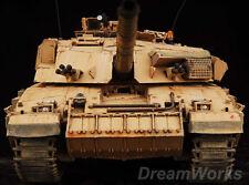 Award Winner Built Tamiya 1/35 Challenger I Mk3 MBT Desert Storm +Details