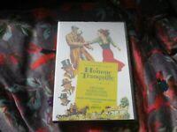 "RARE DVD NEUF ""L'HOMME TRANQUILLE"" John WAYNE Maureen O'HARA / John FORD western"