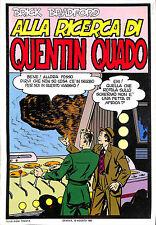 """[473] CLUB ANNI TRENTA ed. . 1982 Ristampa Bradford """"Alla ricerca di Quentin"""" st"""
