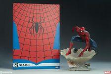 ★ STATUE SPIDER-MAN by MARK BROOKS ARTIST SERIES - MARVEL - SIDESHOW - EN STOCK★