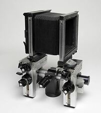 Sinar P 4x5 Monorail Large Format Camera NICE!!!