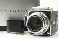 [N MINT in BOX] Hasselblad 500CM w/ Planar T* C 80mm F2.8 A12 II from JAPAN #460