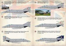 NEW Print Scale Decals 72285 1:72 McDonnell-Douglas FGR.2 Phantom II Part-2