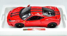 Bburago Ferrari 458 SPECIALE rot 16903r