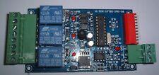 More details for 3ch dmx512 4 amp relay controller pcb uk seller