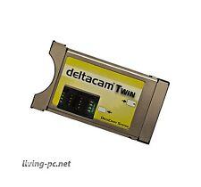 Deltacam Twin 2.0 CI Modul, HD fähig, auch für CI Plus HD+