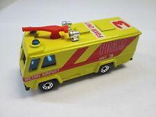1980 Matchbox Command Vehicle Foam Unit Yellow