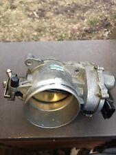 04-05 JAGUAR XJ8 ENGINE THROTTLE BODY OEM