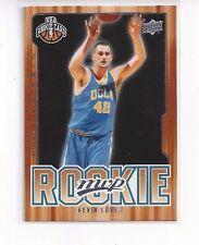 f9ac81be1 2008-09 UPPER DECK NBA MVP BASKETBALL KEVIN LOVE RC ROOKIE CARD  205