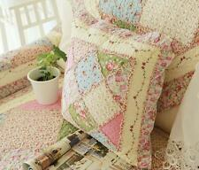 Shabby Chic French Country Cottage Floral Sofa Throw Pillow Cushion Cover B