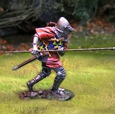 COLLECTORS SHOWCASE AGINCOURT MEDIEVAL KNIGHTS CS00674 CHARLES D'ALBRET MIB