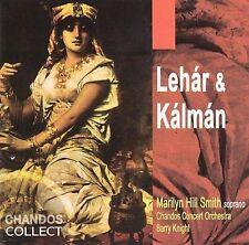 Marilyn Hill Smith Sings Lehár and Kálmán, New Music