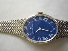#233 ladys sterling silver 17 jewel mechanical UNIVERSAL GENEVE watch