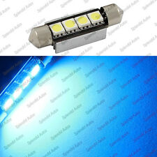 Ultra Blue 4-SMD Error Free 578 211-2 6411 LED Dome Light (1 Piece)