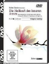 DVD, DIE HEILKRAFT DES INNEREN ARZTES, Sabine Goette, Bonusfilm Burnout, NEU/OVP