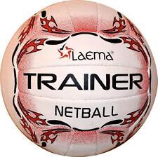 TOP Grade Match Quality NETBALL Dura PinGrip Natural Rubber Ball -TRAINER Size 5