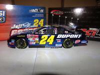 1/24 JEFF GORDON #24 DUPONT / PEPSI / TALLADEGA CWB 2002 ACTION NASCAR DIECAST