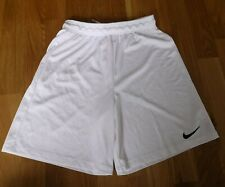 Boys white Nike shorts XL 13 14 15 yrs, great condition
