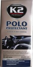 Professional Dash Wipes, Polo Protect wipes, Dash Cleaning