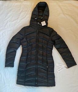 Calvin Klein Ladies Size XS Black Lightweight Puffer Jacket