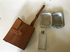 VERY RARE Richard Wheatley Equestrian Fisherman Picnic Set