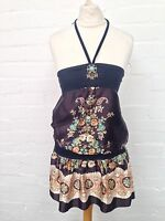 Stunning Funk Rock Maxi/Summer Dress - Size Small/Medium - Great Condition