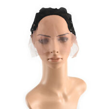 Lace Front Wig Cap for Wig Making Weave Cap Elastic Hair Net Black Brown  EB