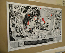 LET THE RIGHT ONE IN TYLER STOUT POSTER PRINT