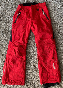 Top Skihose Schneehose Icepeak Gr 140 Recco System Ice Tech