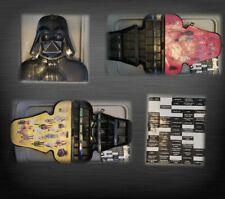 Vintage STAR WARS ESB Darth Vader Action Figure Case 1980 Orig Insert & Stickers