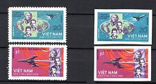 Space Vietnamese Stamps