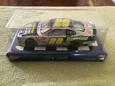 2002 Winners Circle RICKY RUDD #28 Havoline Iron Man 1/24 Nascar Diecast