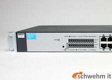 HP ProCurve Switch 1800-24G (J9028B)