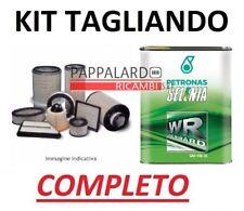 KIT FILTRI TAGLIANDO + OLIO SELENIA FIAT 500X JEEP RENEGADE 1.6 2.0 MULTIJET CRD