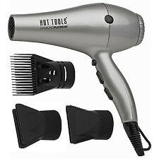 Hot Tools Pro Diamond Platinum Lightweight Ionic Salon Hair Blow Dryer HTP2500