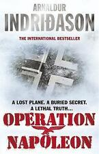 Operation Napoleon by Arnaldur Indridason (Paperback)