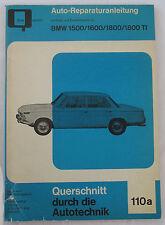 Reparaturanleitung für BMW 1500, 1600,  1800, 1800TI