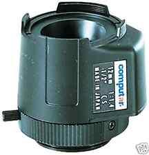 "Obiettivo Computar HG1214FCS, lente CS, 1/2"", ottica 12 mm, F 1.4, autoiris"