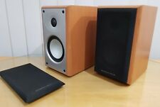 Mordaunt Short MS 902 Stereo Speakers Pair 100 Watt 8 Ω Excellent Condition UK