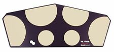 Vic Firth Heavy Hitter Quadropad Large Practice Pad - Marching Tenors, Kit, Set