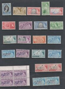 Nice Bermuda mint selection