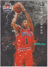 2011-12 PANINI PAST & PRESENT RAINING 3'S: DERRICK ROSE #11 CHICAGO BULLS MVP