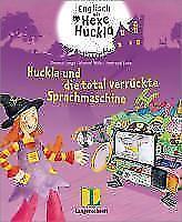 Huckla und die total verrückte Sprachmaschine - Buch mit Musical-CD: Eng ... /4