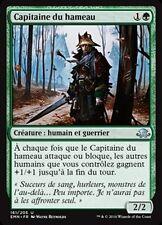 MTG Magic EMN - (x4) Hamlet Captain/Capitaine du hameau, French/VF