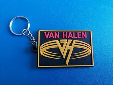 VAN HALEN KEY-RING SILICONE RUBBER MUSIC FESTIVAL