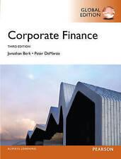 Corporate Finance Plus MyFinanceLab with Pearson eText, DeMarzo, Peter, Berk, Jo