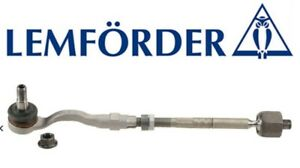 Lemforder Tie Rod Assembly BMW X3 11-17 + X4 15-18 see compatibility below