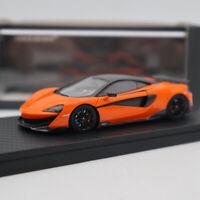 1/43 TSM Model Mclaren 600LT Myan Orange 18OEM18 Limited Edition collection Car