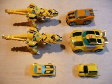 Transformers Bumblebee toy lot good condition